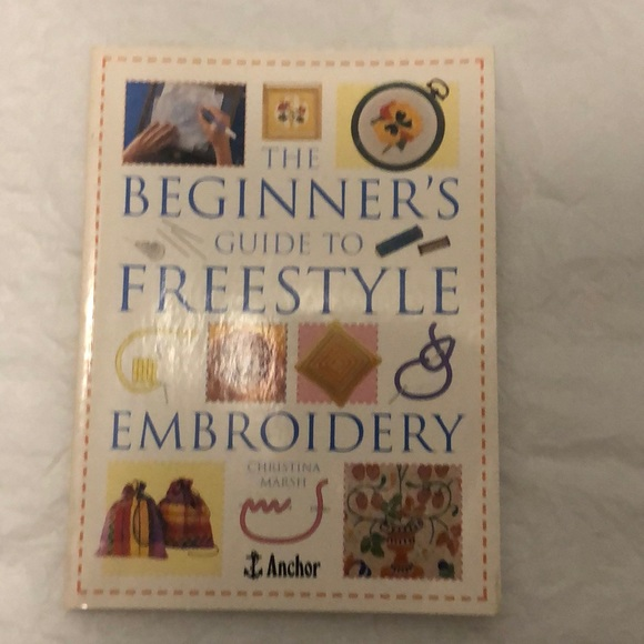 Beginner's Guide To Freestyle Embr…